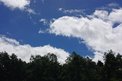 s-八ヶ岳の空