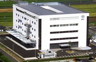 岐阜 アピ 池田工場