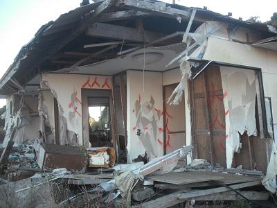 11月3日廃墟
