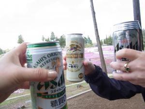芝桜ビール