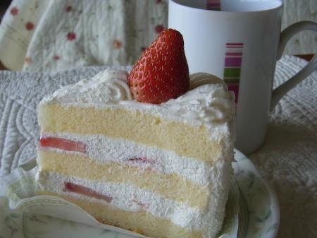 抜糸ケーキ縮小