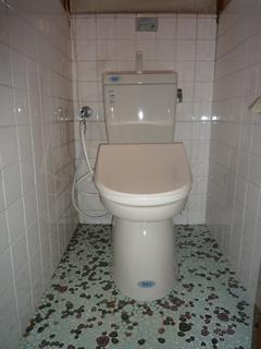 2Fトイレアフター