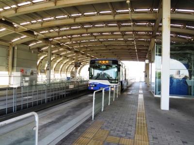ガイドウェイバス終点大曽根駅