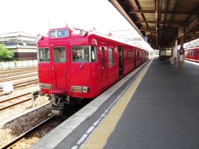 名鉄6000電車