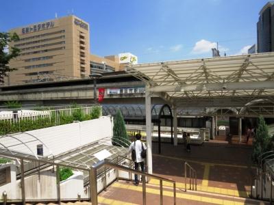 豊田市駅舎