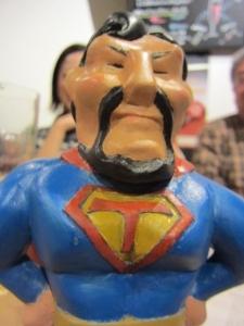 スーパーマンタケヤマン