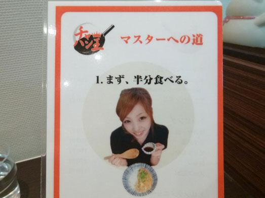 チャーハン王新橋極上チャーハンチャー王セット011