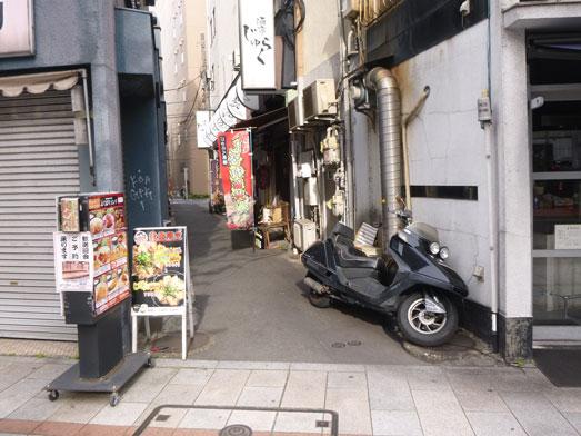 酒亭じゅらく神田店メガ盛りしびれ豚丼004