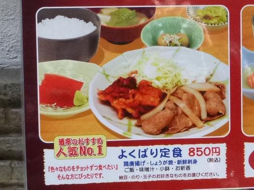 酒亭じゅらく神田店メガ盛りしびれ豚丼009