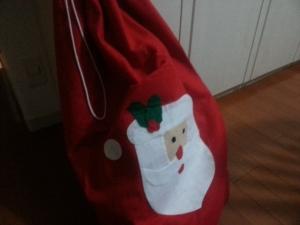 131225プレゼント袋