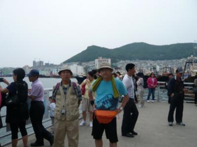 釜山港に帰れ