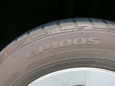 タイヤ交換 (3)