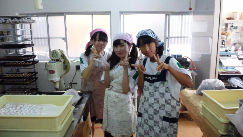 飯島中生徒