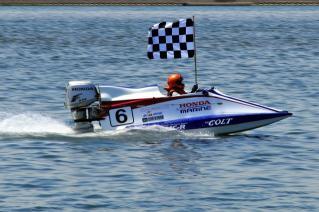 F-550 2012日本グランプリパワーボートレース