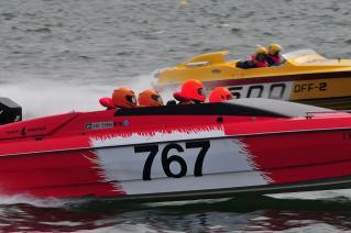 東海マリンクラブ タロン5 パワーボートレース日本グランプリin木曽川