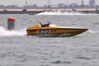 MPA RACING シグマ27 パワーボートレース日本グランプリin木曽川