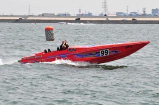 MPA RACING マーチ27 パワーボートレース日本グランプリin木曽川