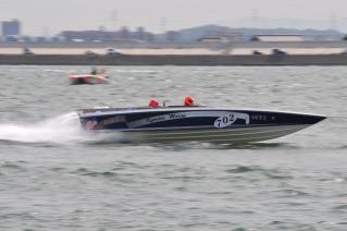 チームコルト MARCH27RS パワーボートレース日本グランプリin木曽川