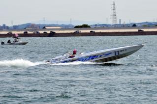MPA RACING TEAM GOODES シグマ28 パワーボートレース日本グランプリin木曽川