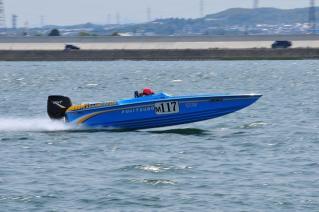 チームコルト ビクトリー21 パワーボートレース日本グランプリin木曽川