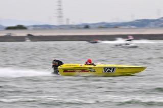 ベルマンオーシャンクラブ アベンジャー21 パワーボートレース日本グランプリin木曽川