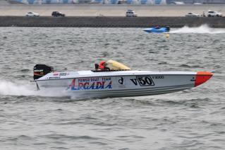 チームアルカディア ビクトリー21 パワーボートレース日本グランプリin木曽川
