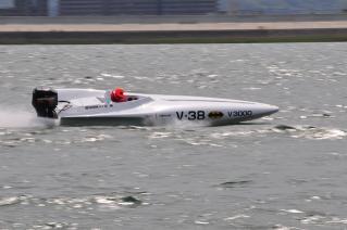 東海マリンクラブ B-23 パワーボートレース日本グランプリin木曽川