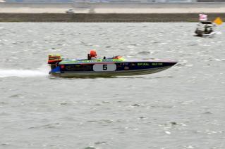 スパイラルレーシング ビクトリーRS18 パワーボートレース日本グランプリin木曽川