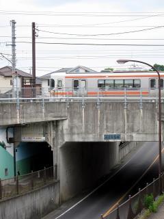 塩田跨道橋