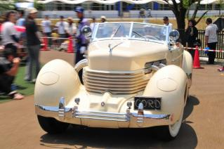 コード フロントドライブ モデル812(1937・アメリカ)