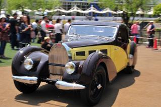 ブガッティ タイプ 57C(1938・フランス)