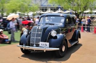トヨダ AA型乗用車(1936・日本)