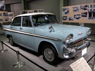 プリンス スカイライン(1960・日本)