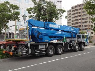 タダノ 高所作業車 ハイパーデッキ AT-500CG