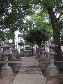 御霊神社 稲荷社