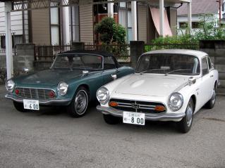 ホンダ Sシリーズ