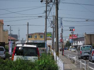 岡崎市大和町の火の見櫓