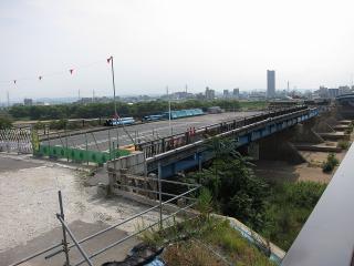 矢作橋旧橋