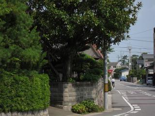 日名本町の火の見櫓
