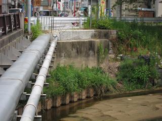 伊賀川 橋台