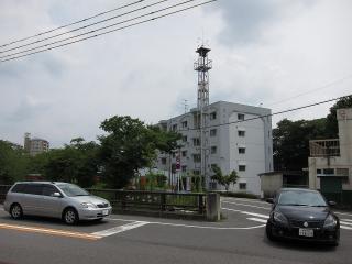 伊賀町の火の見櫓
