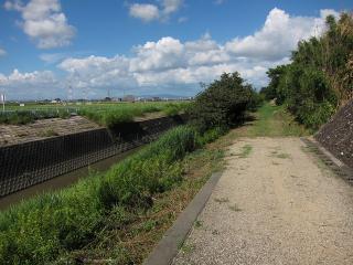境川水系の恩田川