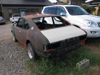 トヨタ カローラレビン TE27