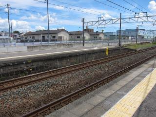 JR 岡崎駅前