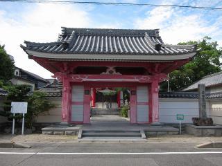安祥毘沙門天(極楽寺)