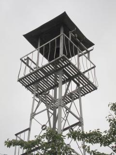 清須市西枇杷島町宮前2丁目の火の見櫓