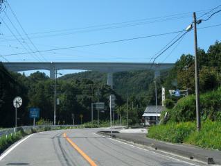 新東名 乙川橋