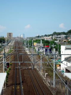 南大高駅から名駅方面