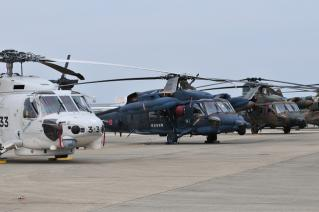 小牧基地航空祭 2012 UH-60J