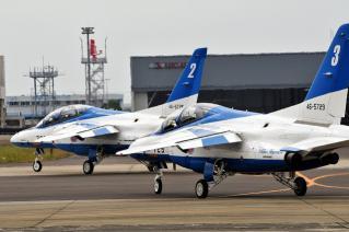 小牧基地航空祭 2012 ブルーインパルス